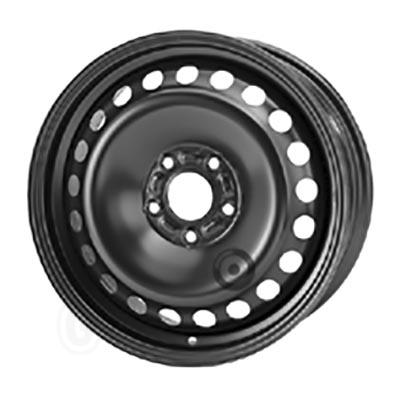 Kromag 9975 Black 6.5Jx16 5x108 ET52.5