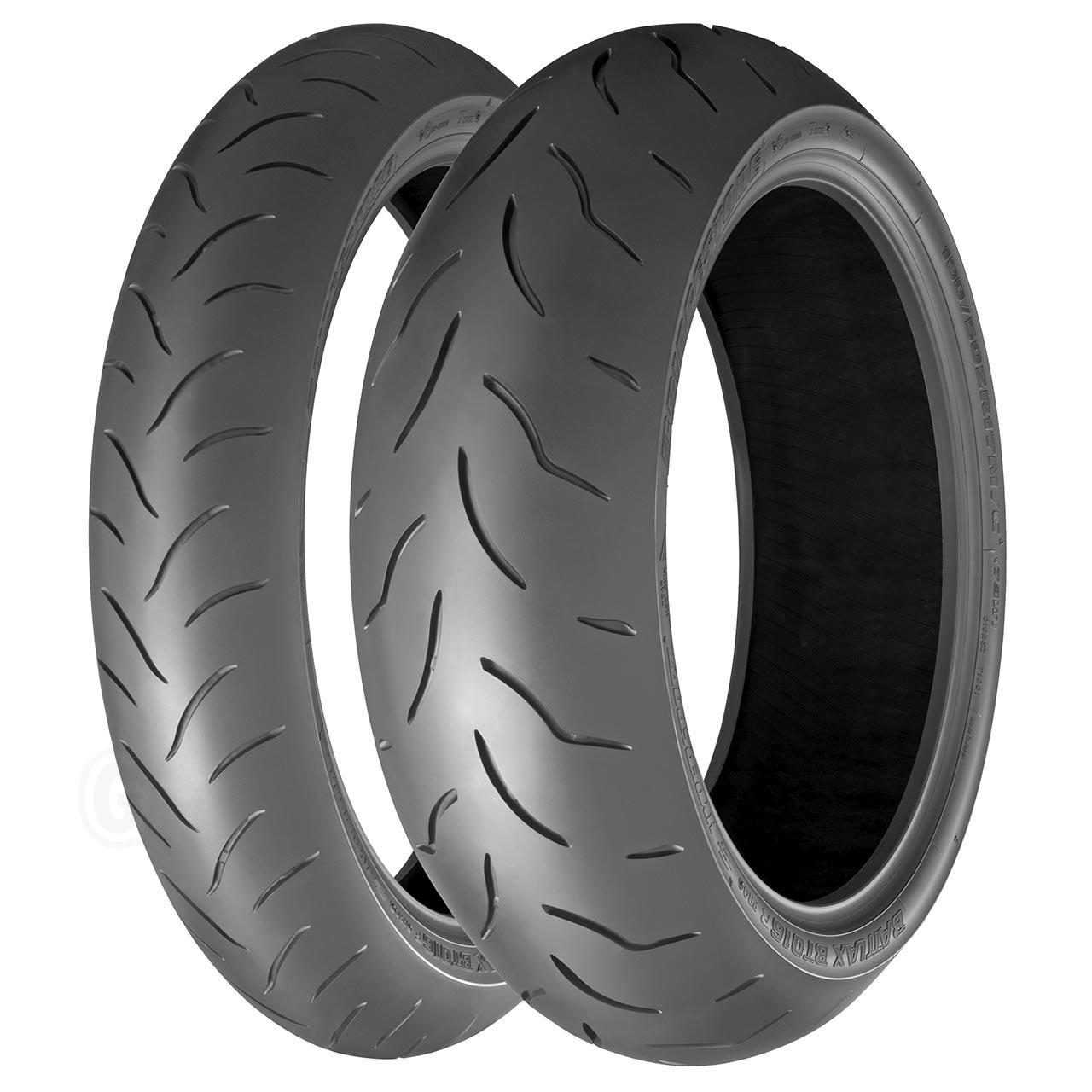 Bridgestone BT 016 PRO Rear 180/55ZR17 M/C (73W) TL