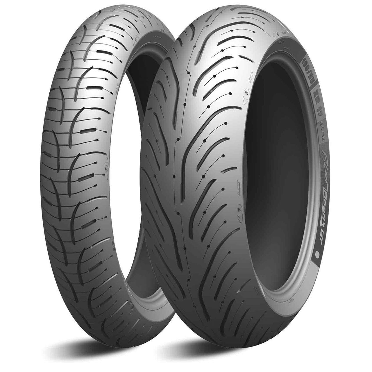 Michelin Pilot Road 4 GT R 180/55ZR17 M/C (73W) TL