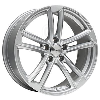 Wheelworld Wh27 Full silver 8Jx18 5x112 ET45