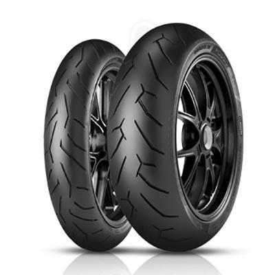 Pirelli Diablo Rosso 2 180/55ZR17 M/C (73W) TL