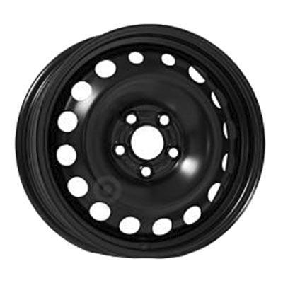 Kromag 7232 Black 6.5x16 5x107.95 ET50