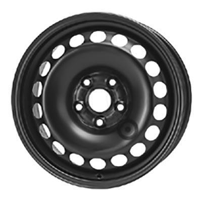 Kromag 9257 Black 7Jx16 5x112 ET45