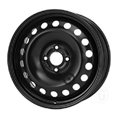 Kromag 9985 Black 6.5Jx16 4x100 ET49