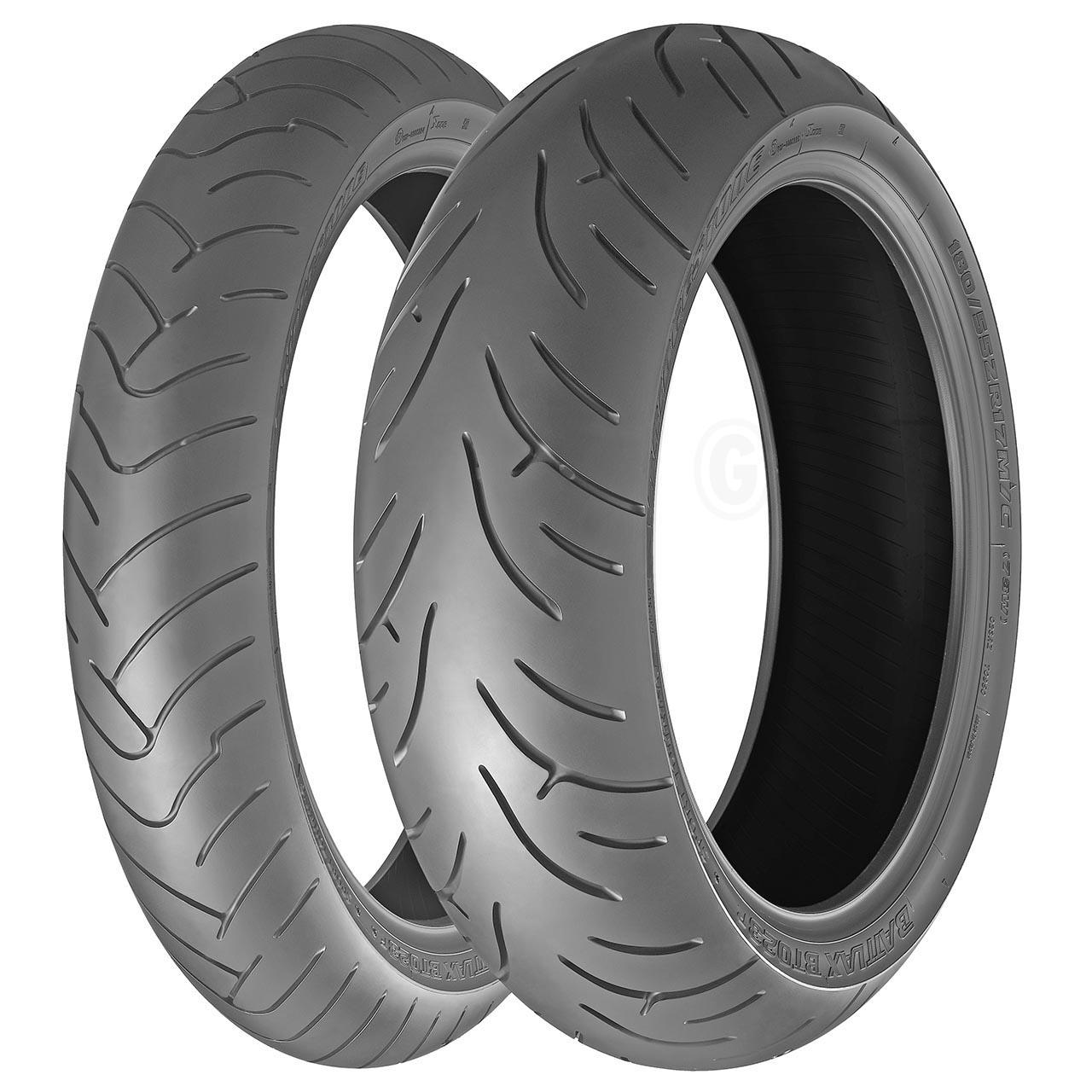 Bridgestone BT 023 Rear 170/60ZR17 M/C (72W) TL