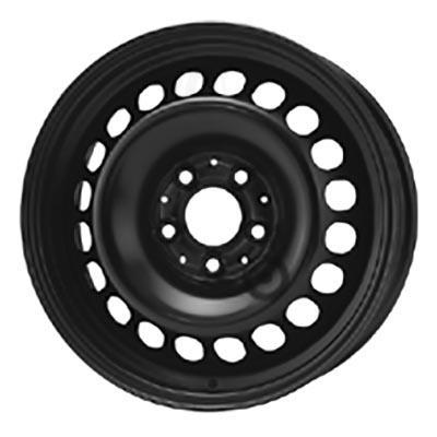 Kromag 8597 Black 6Jx16 5x112 ET39