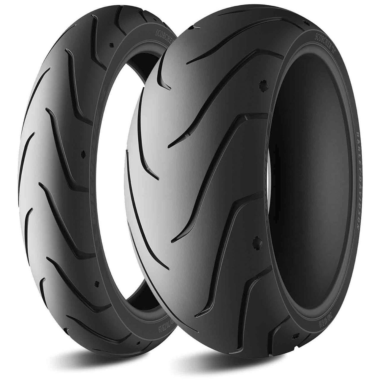 Michelin Scorcher 11 Rear 180/55ZR17 M/C (73W) TL