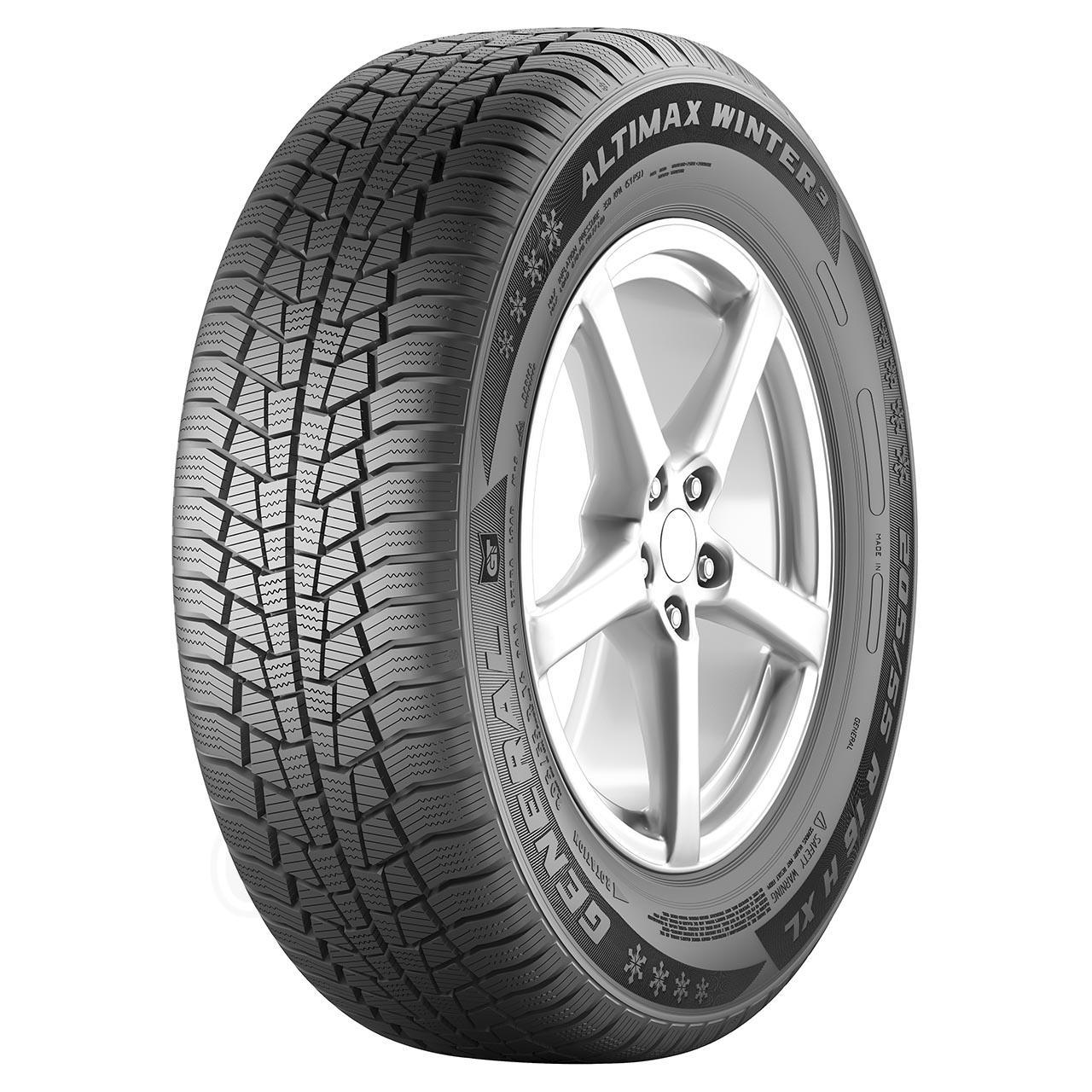 General Tire Altimax Winter 3 195/65R15 95H XL