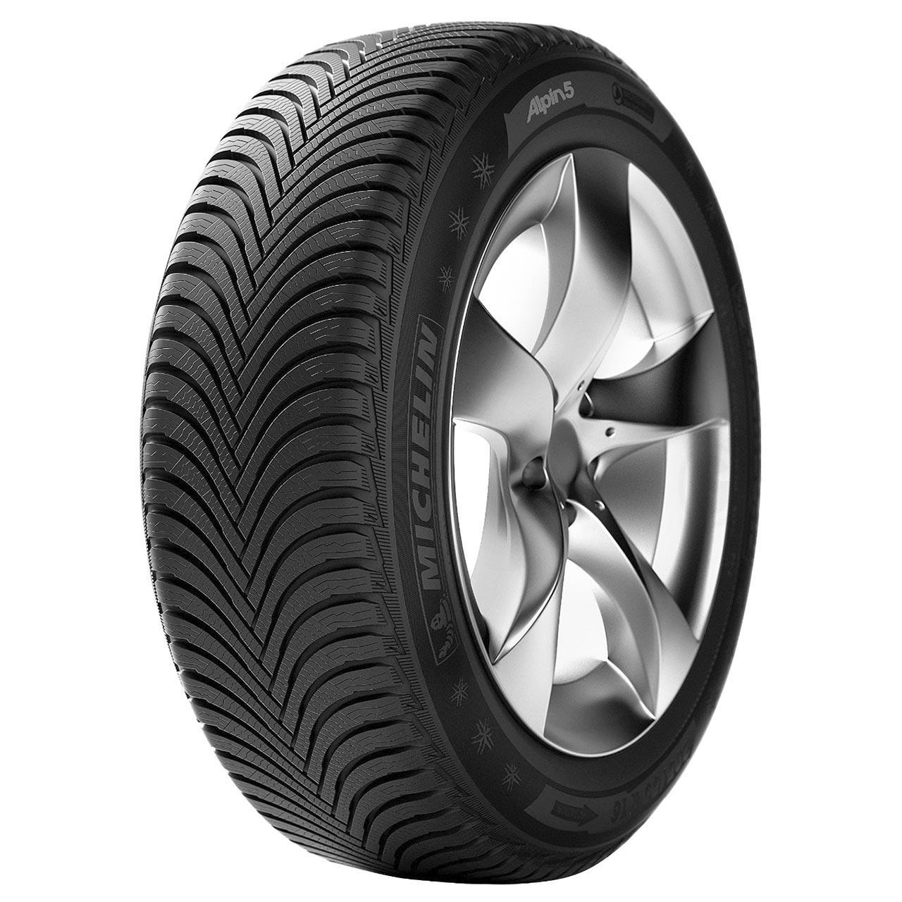 Michelin Pilot Alpin 5 235/55R17 103V XL