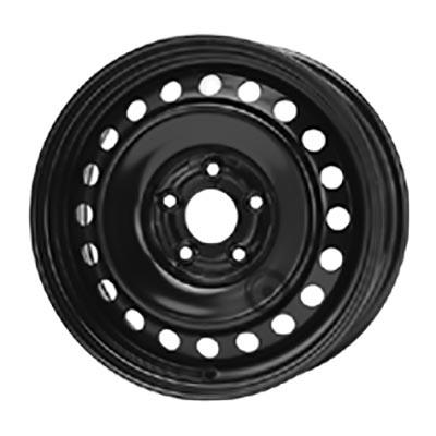 Kromag 8177 Black 6.5Jx16 5x114.3 ET40