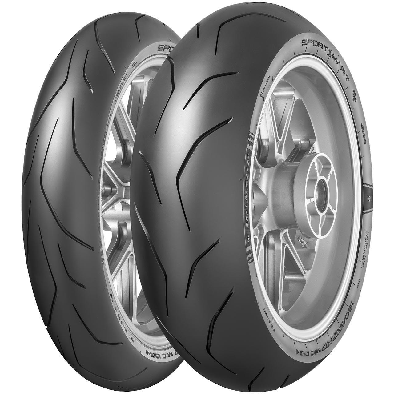 Dunlop Sportsmart TT Rear 180/55ZR17 (73W) TL