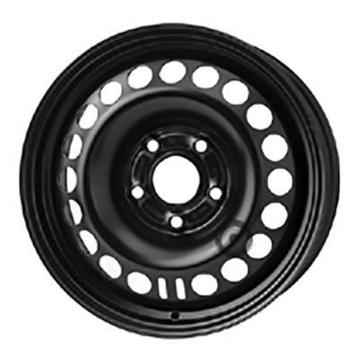 Kromag 9623 Black 6.5Jx16 5x120 ET41