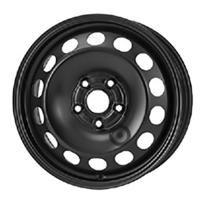 Kromag 9915 Black 6.5Jx16 5x112 ET50