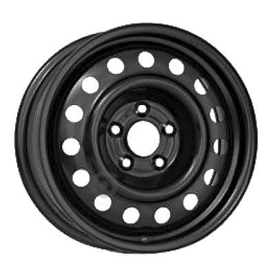 Kromag 6655 Black 6.5Jx16 5x114.3 ET42.5