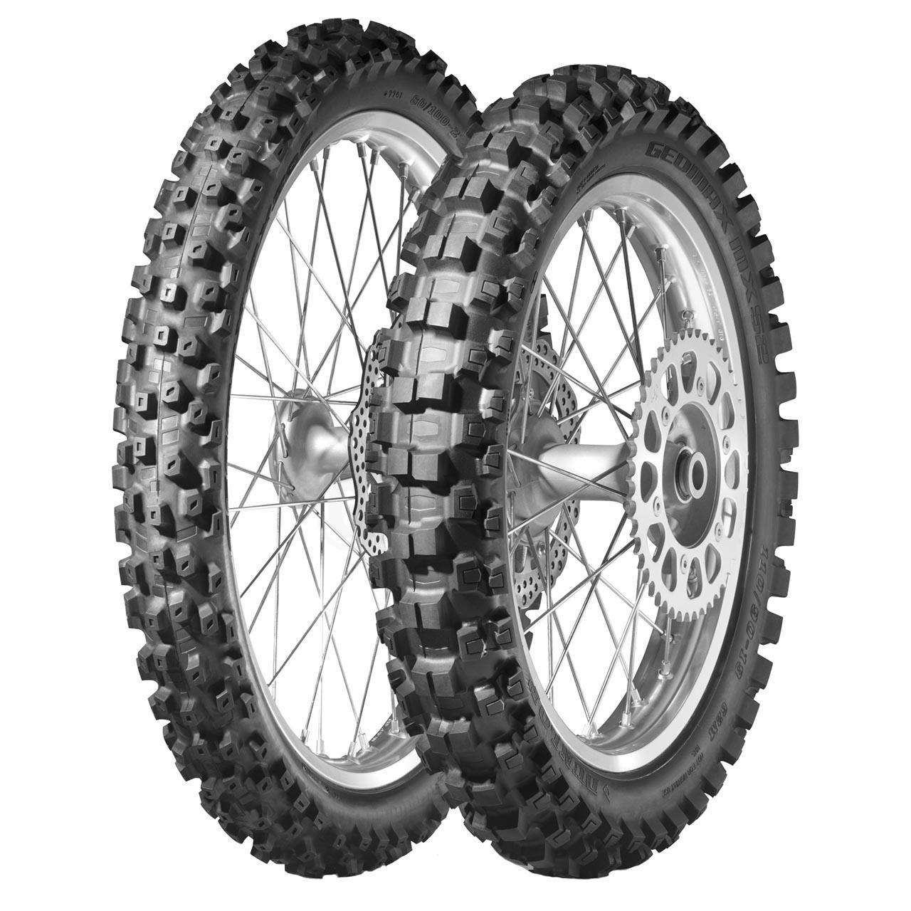 Dunlop Geomax MX52 F 60/100-10 33J TT