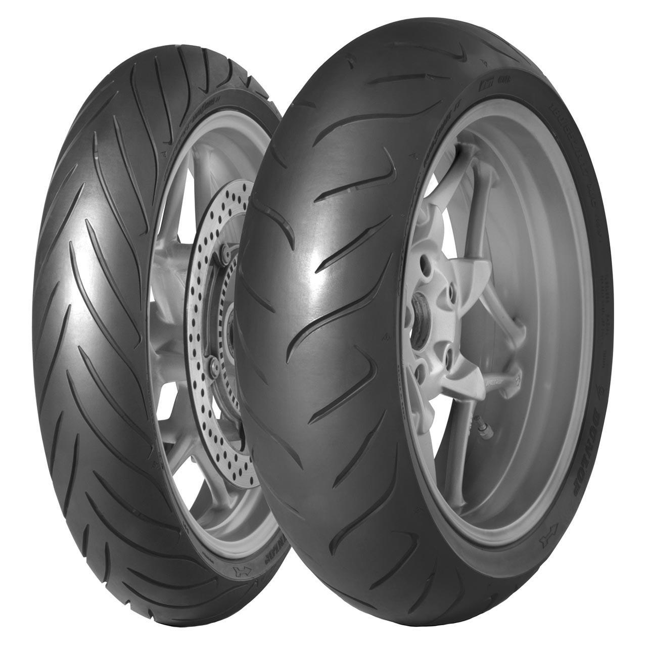 Dunlop Sportmax Roadsmart 2 120/70ZR17 (58W) TL