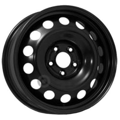 Kromag 7461 Black 6.5x16 5x108 ET47