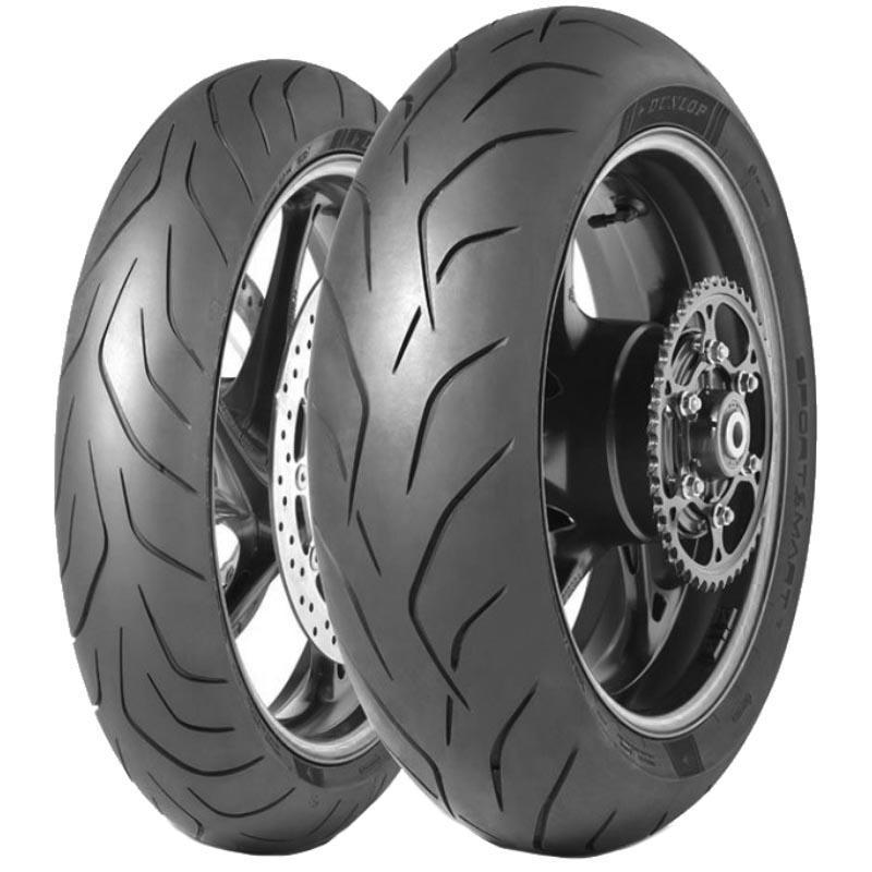 Dunlop Sportsmart MK3 Rear 180/55ZR17 (73W) TL