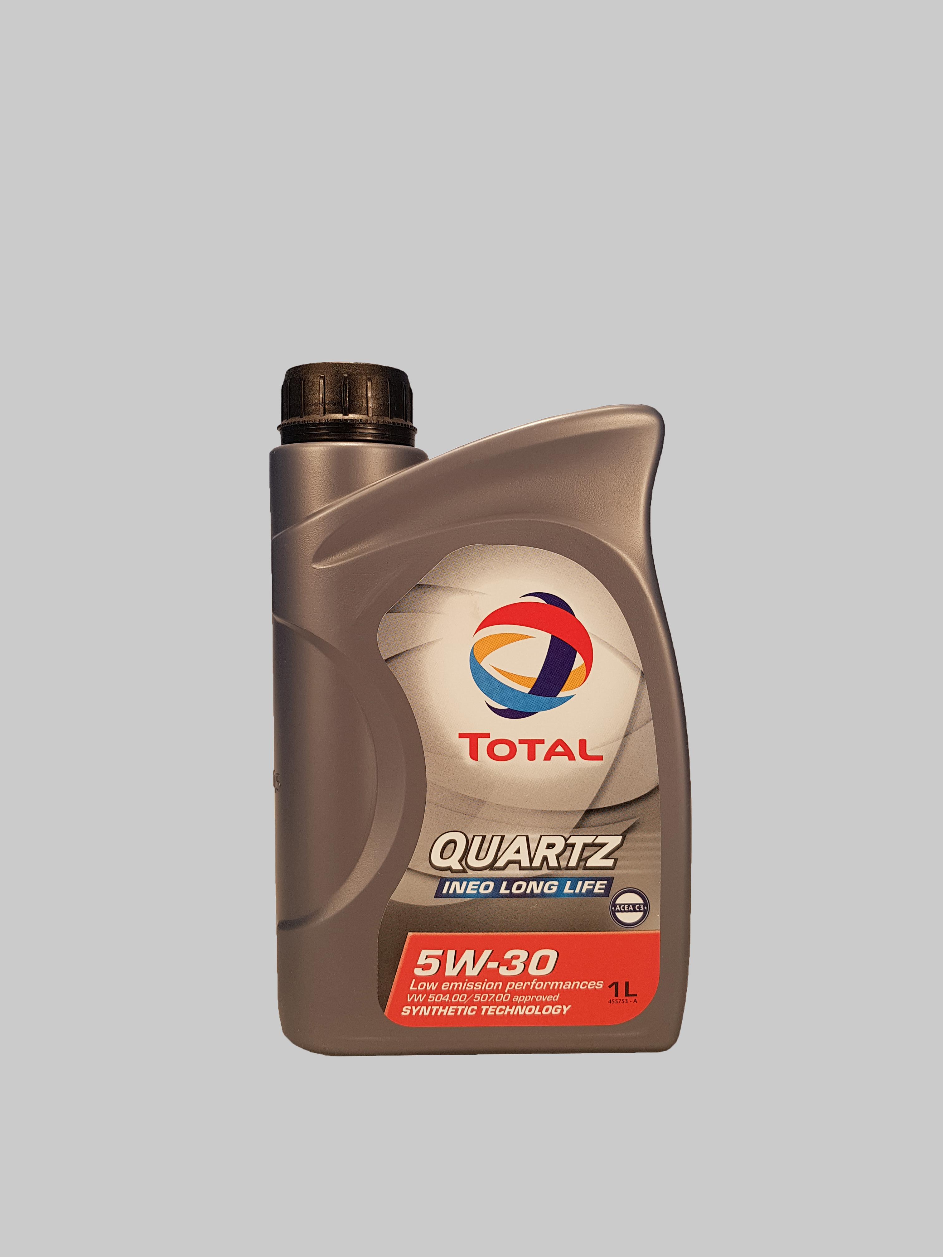 Total Quartz Ineo Longlife 5W-30 1 Liter