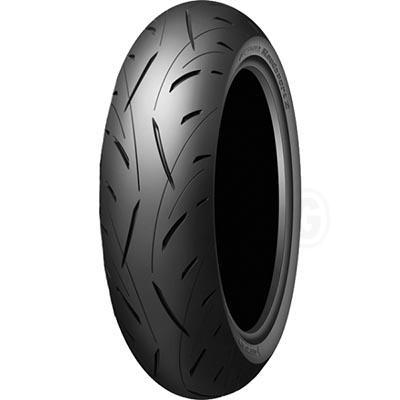 Dunlop Sportmax Roadsport 2 Rear 180/55ZR17 (73W) TL