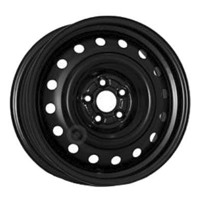 Kromag 7552 Black 6.5x16 5x100 ET55