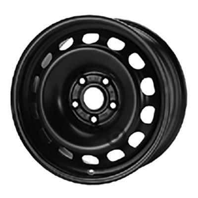 Kromag 9925 Black 7Jx16 5x112 ET37