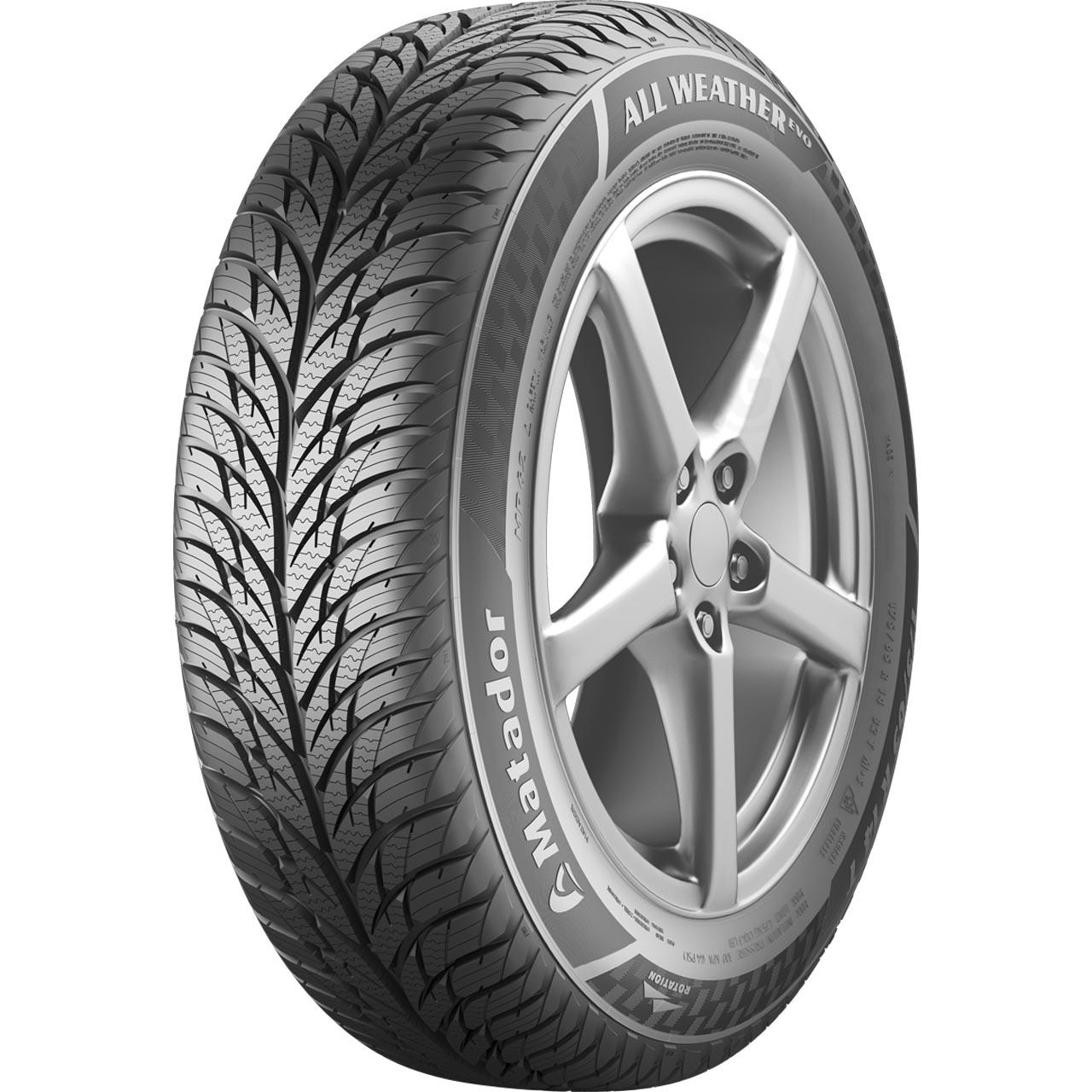 Matador MP 62 ALL Weather EVO 195/65R15 91H