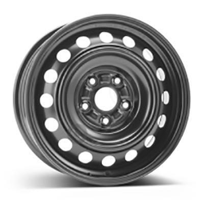 Kromag 9683 Black 6.5Jx16 5x114.3 ET45