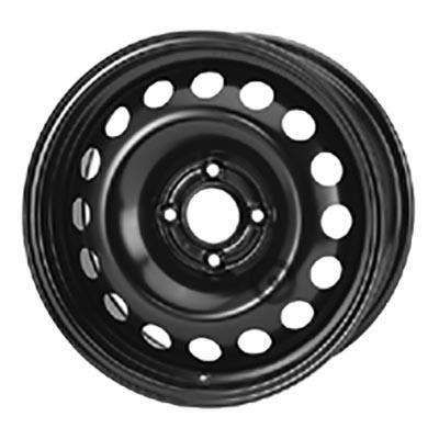 Kromag 9337 Black 7Jx16 4x108 ET32