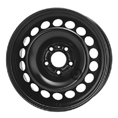 Kromag 9537 Black 7Jx16 5x112 ET39