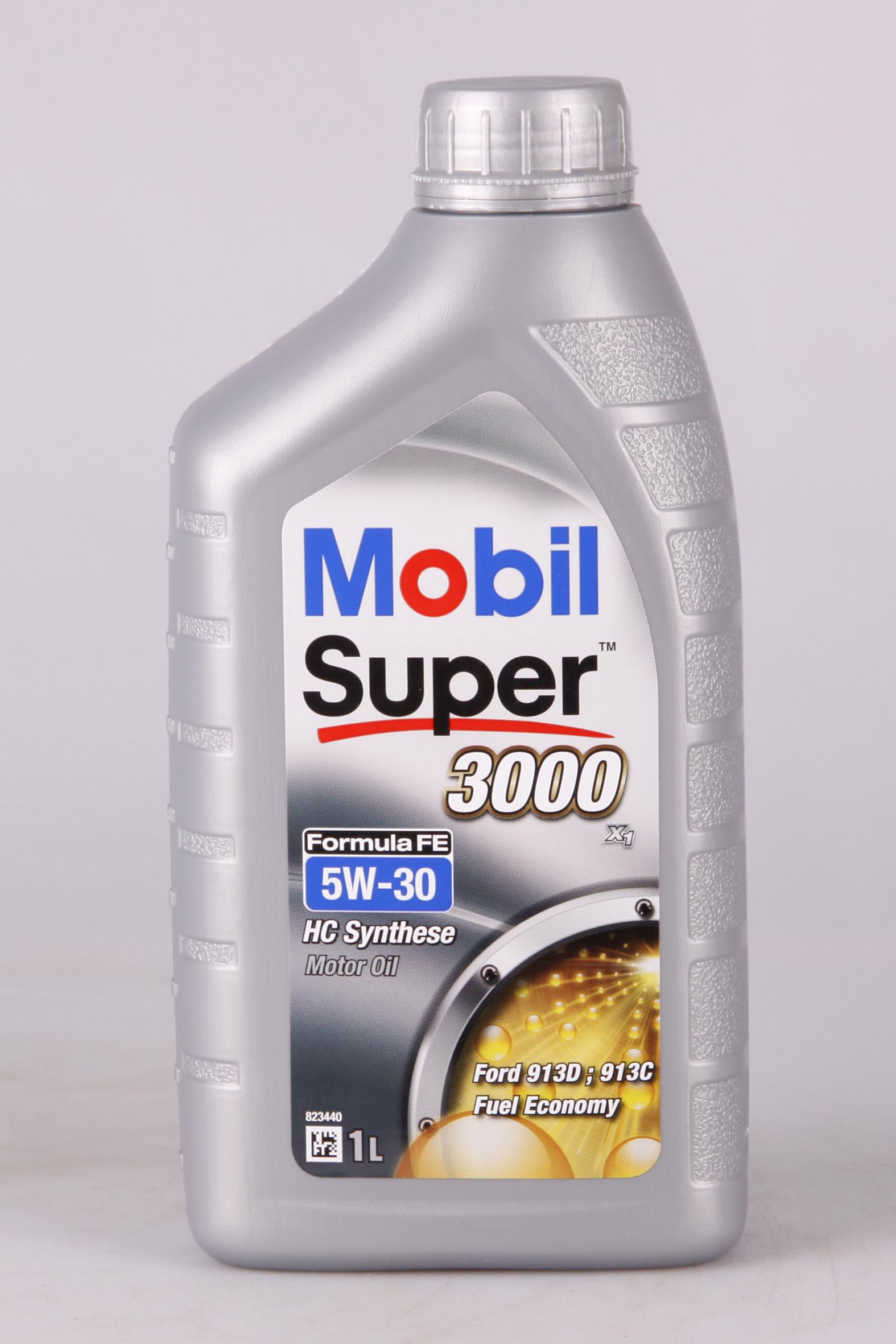 Mobil Super 3000 X1 Formula FE 5W-30 1 Liter