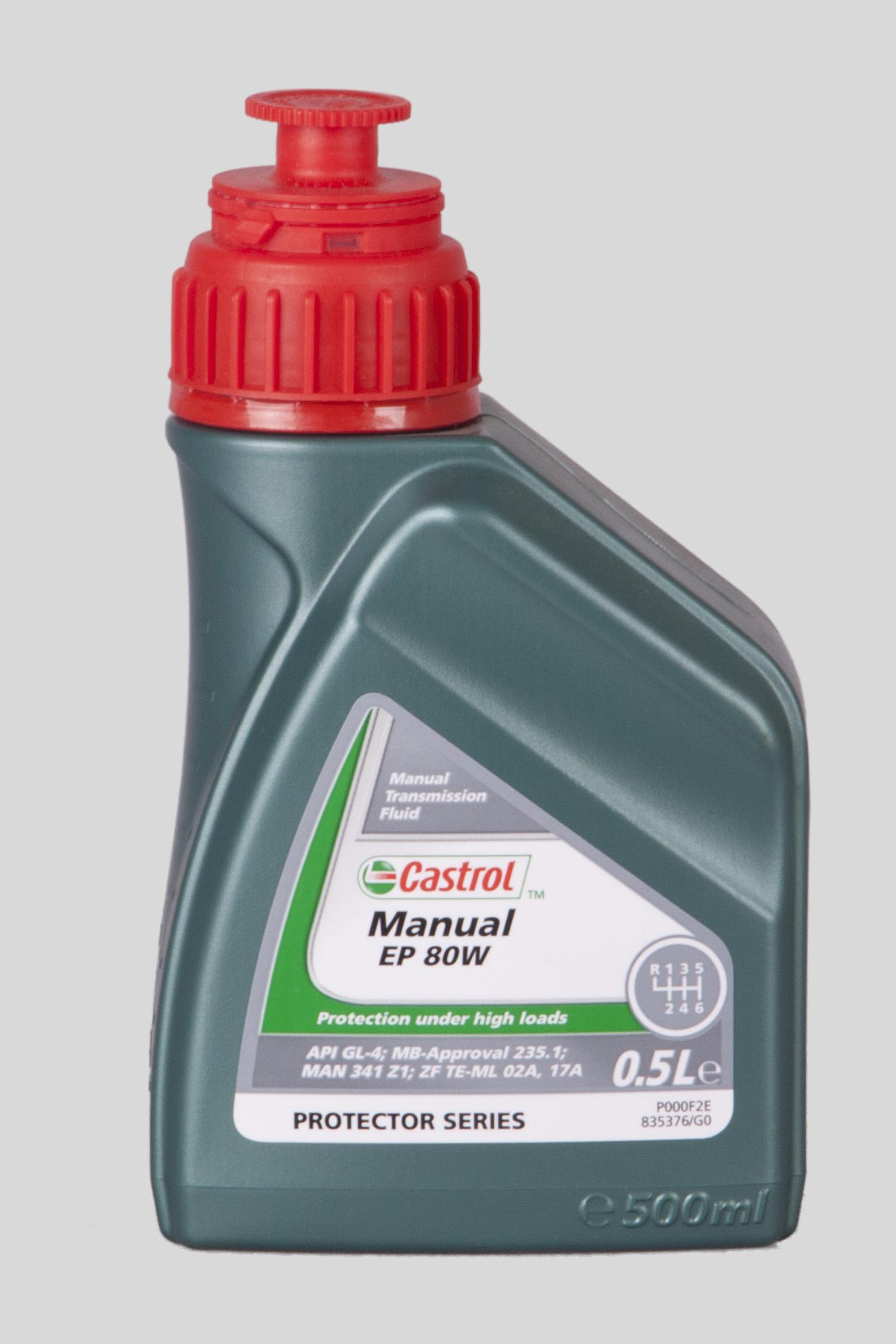 Castrol Manual EP 80W 500ml