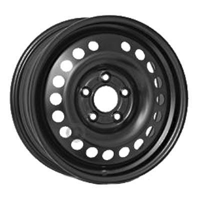 Kromag 6595 Black 6.5x16 5x114.3 ET50