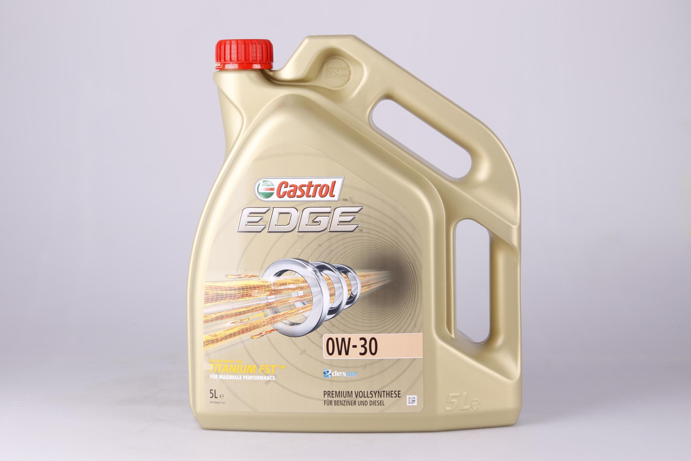 Castrol Edge Titanium FST 0W-30 5 Liter