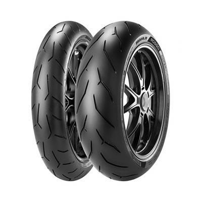 Pirelli Diablo Rosso Corsa 180/55ZR17 M/C (73W) TL