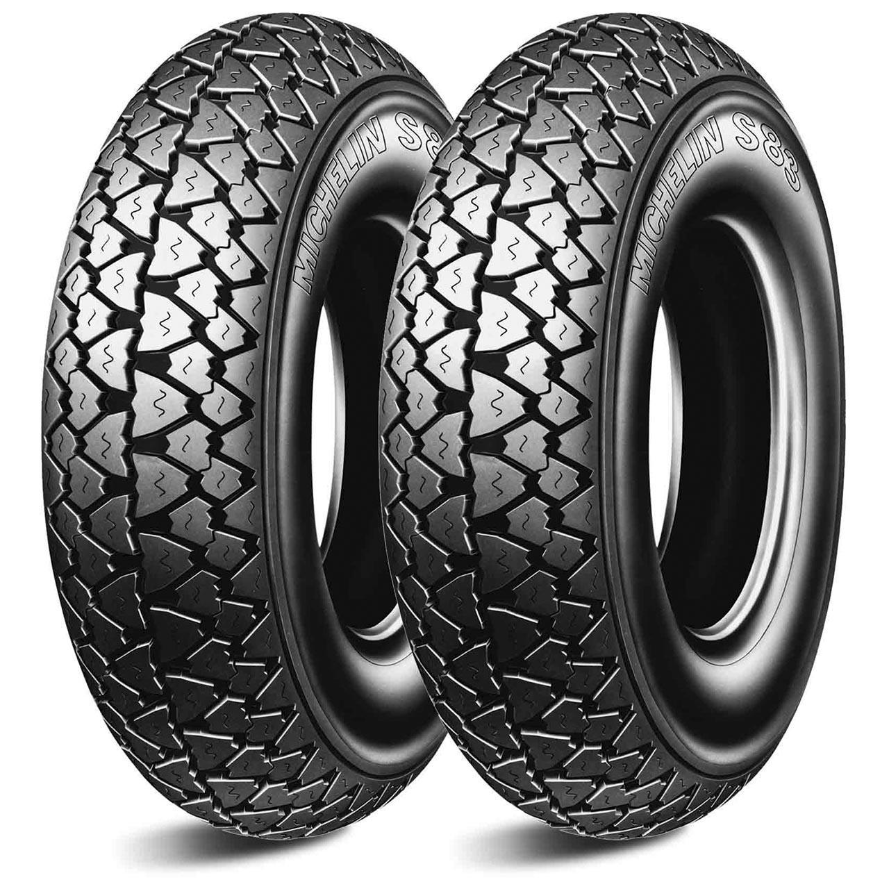 Michelin S 83 3.00-10 42J TL/TT