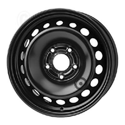Kromag 7305 Black 6.5Jx15 5x114.3 ET42