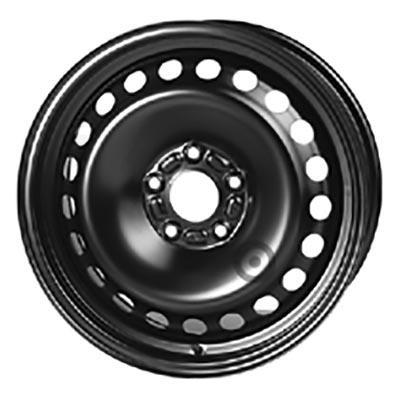 Kromag 8325 Black 6.5Jx16 5x108 ET50