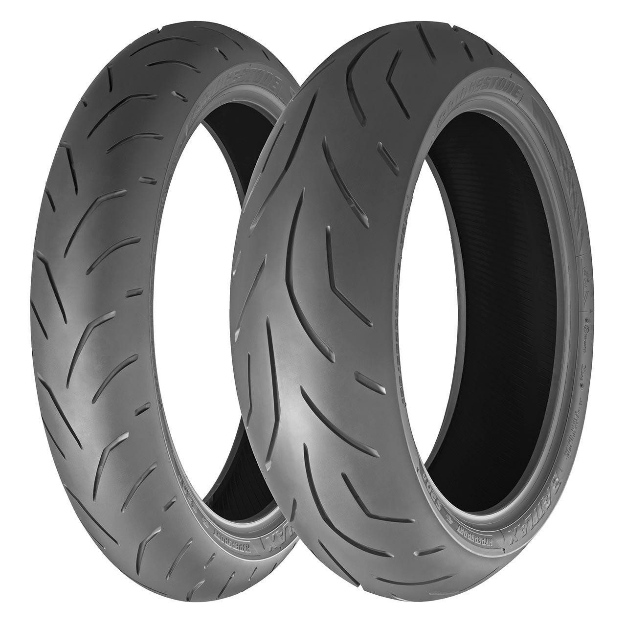 Bridgestone BT S20 Rear M 180/55ZR17 M/C (73W) TL