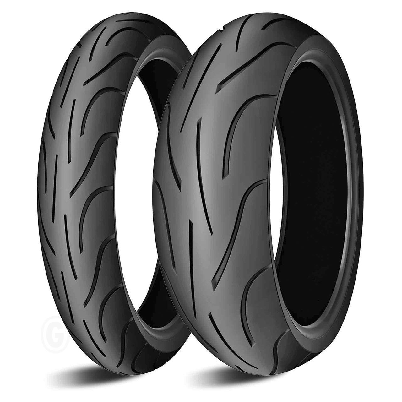 Michelin Pilot Power Front 120/70ZR17 M/C (58W) TL