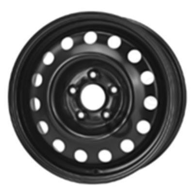 Kromag 9147 Black 6.5Jx16 5x114.3 ET51