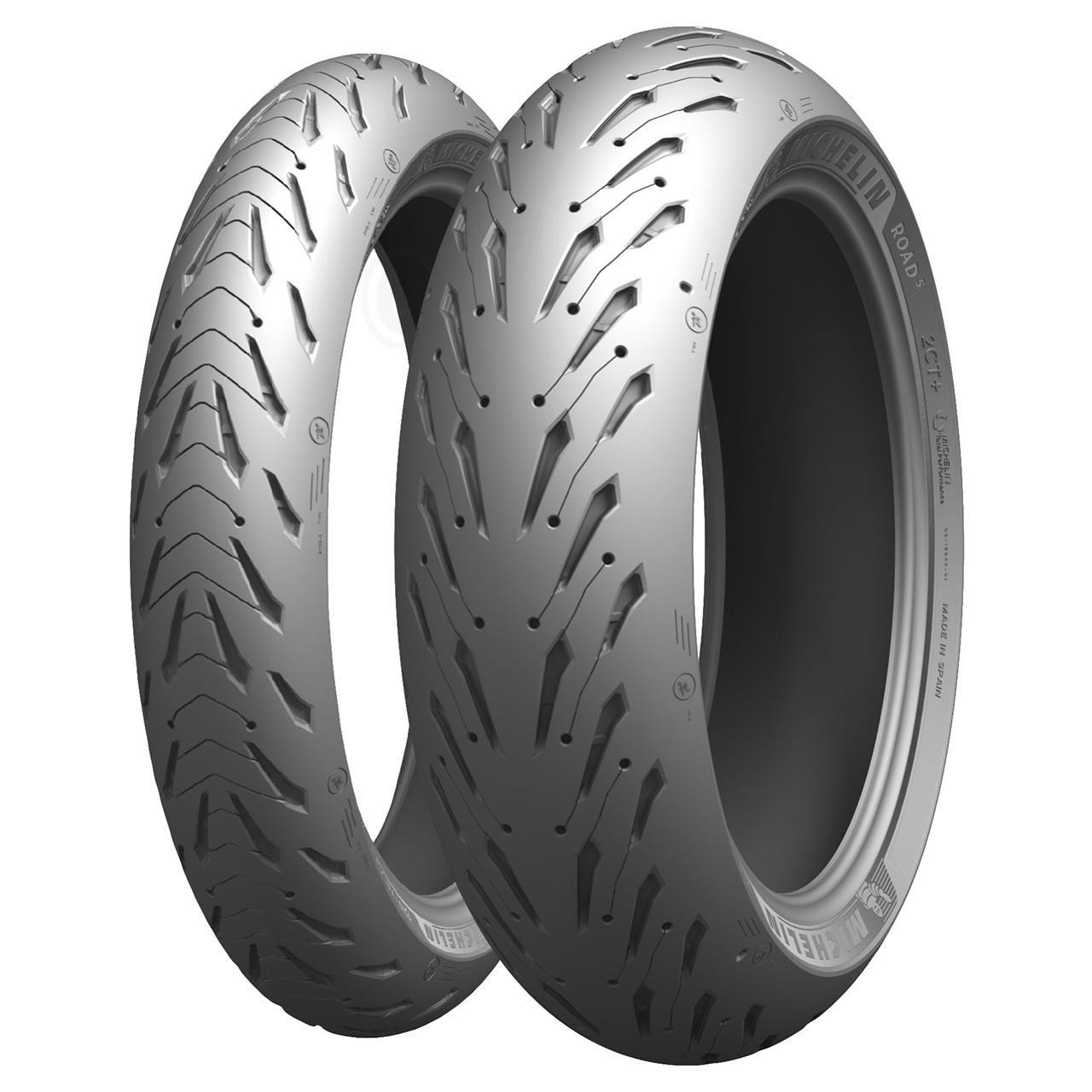 Michelin Road 5 GT RT 180/55ZR17 (73W) TL