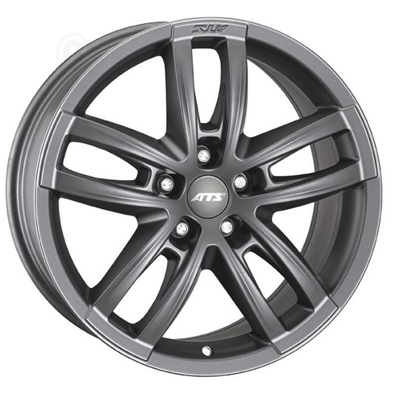 ATS Radial Racing grey 8.5Jx18 5x130 ET55