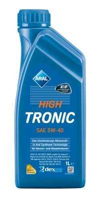 Aral HighTronic 5W-40 1 Liter