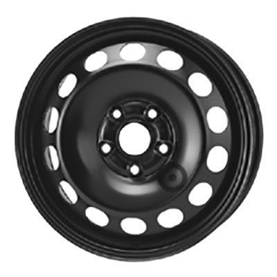 Kromag 9702 Black 6Jx16 5x112 ET50