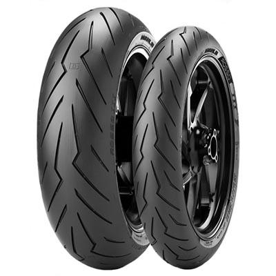 Pirelli Diablo Rosso 3 Rear 180/55ZR17 M/C (73W) TL