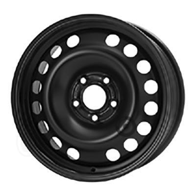 Kromag 9045 Black 6.5Jx16 5x110 ET37