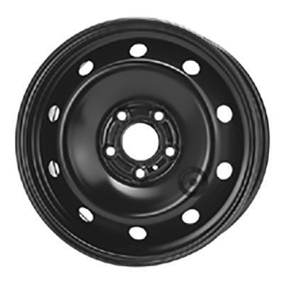 Kromag 9583 Black 7Jx16 5x114.3 ET47