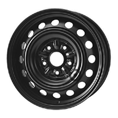 Kromag 9157 Black 6Jx15 5x114.3 ET39