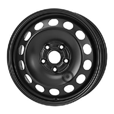 Kromag 9535 Black 6Jx16 5x112 ET50